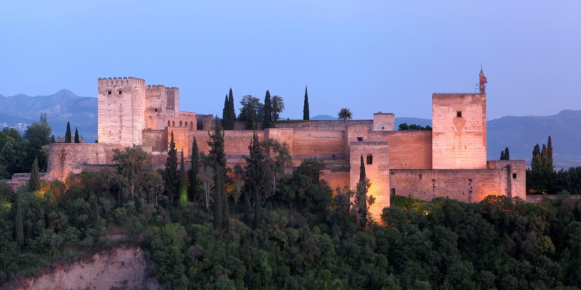 Alcazaba de la alhambra alcazaba - Paginas amarillas de granada ...