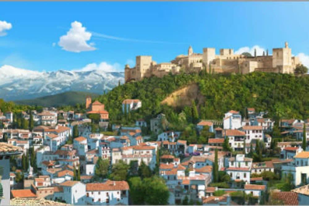 Granada y su provincia protagonistas de tadeo jones 2 el - Oficina de turismo granada ...