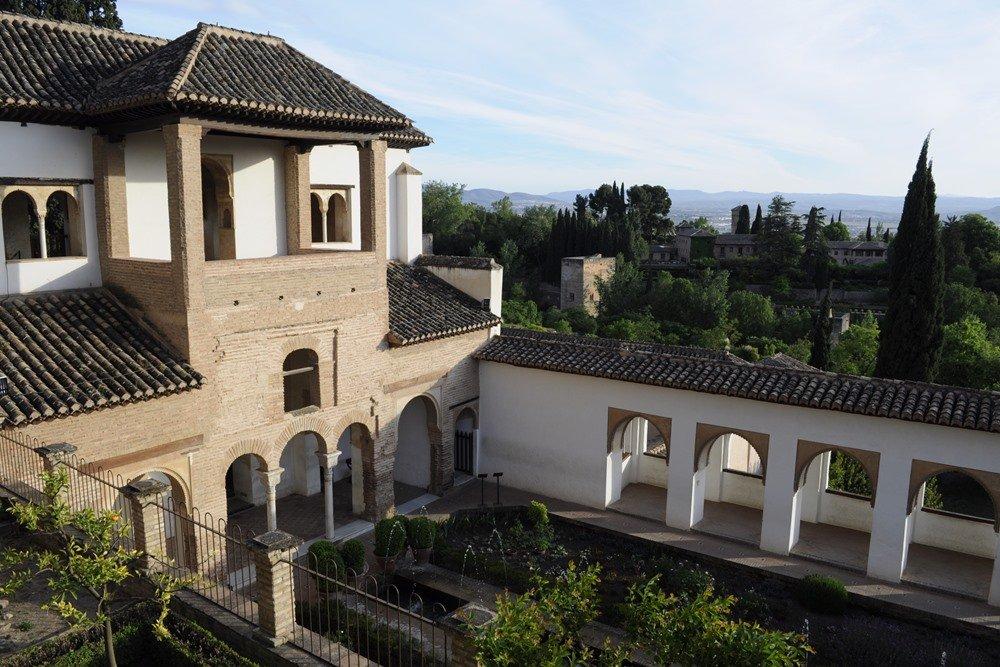 The Generalife - Alhambra - Generalife - AlhambraDeGranada org