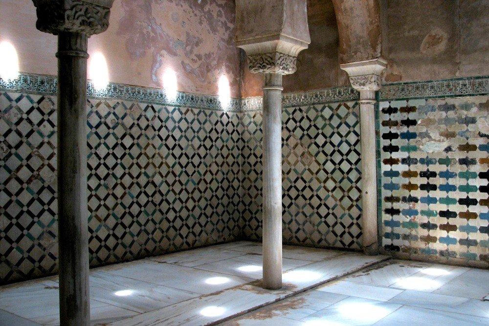 Bader Nasridenpalaste Alhambradegranada Org
