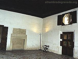 Habitaciones de Carlos V